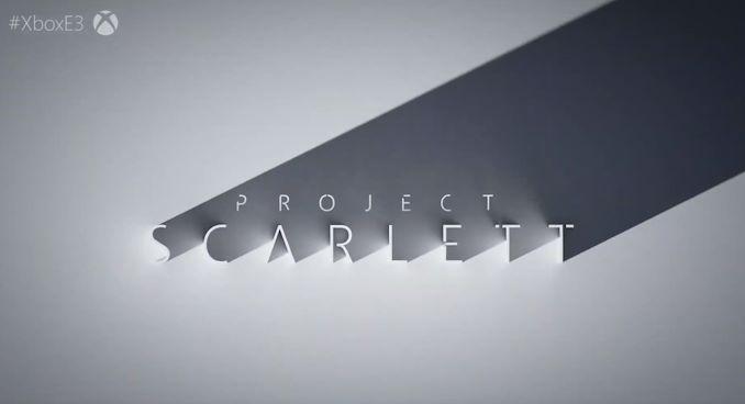 Project Scarlett – premiera pod koniec 2020r. Konsola Xbox nowej generacji finalnie zapowiedziana!