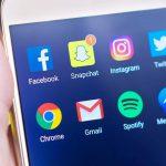 ikony aplikacji na smartfonie